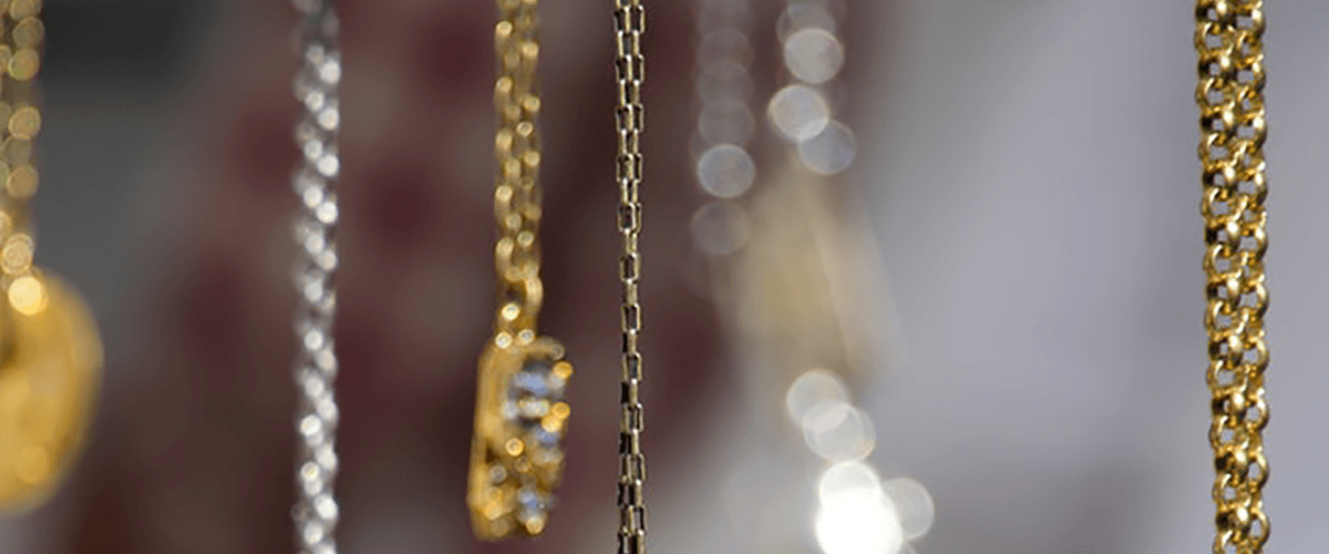 Our Top 5 Chains For Men