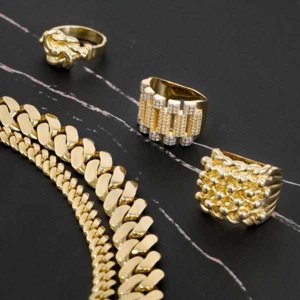 The World's Most Impressive Gold Jewellery Records