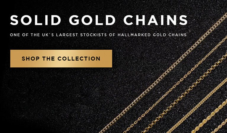 View our solid gold chains