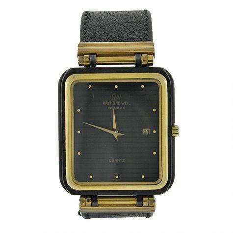 "Pre-Owned Vintage Ladies Raymond Weil Amadeus Wristwatch 6"""