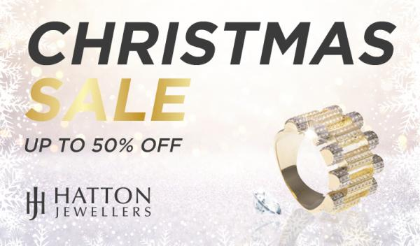 Hatton Jewellers Christmas Sale: Our Top 10 Picks
