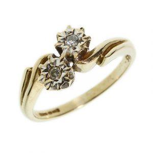 Vintage Diamond Engagement Rings