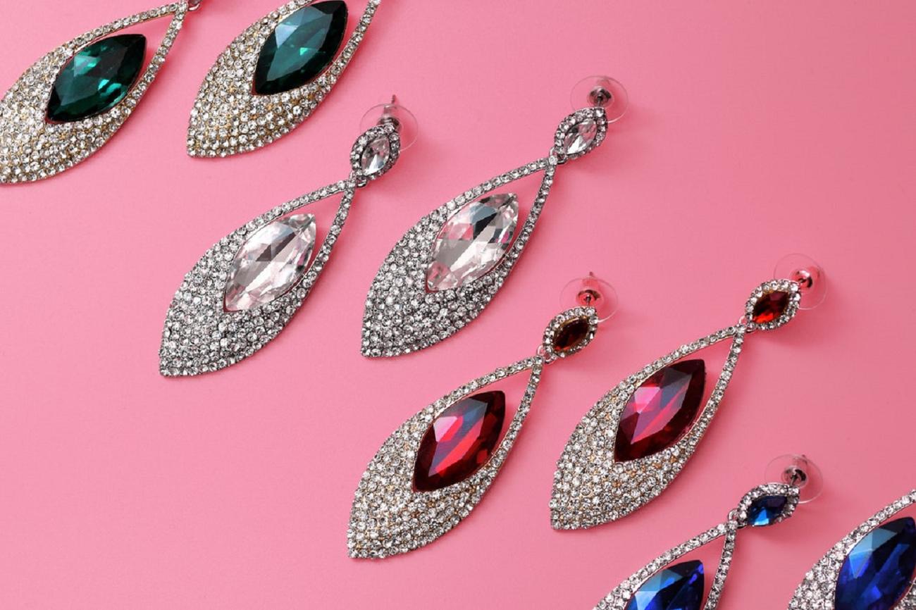 Summer Jewellery Trends Colour Coordination