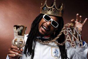 Lil Jon Crunk Ain't Dead Chain - Hatton Jewellers