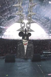 Lil Uzi Vert Marilyn Manson Gold Chain - Hatton Jewellers