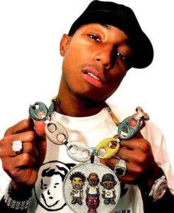 Pharrell Williams N.E.R.D Chain - Hatton Jewellers