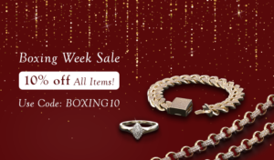 Hatton Jewellers Boxing Week Sale Highlights
