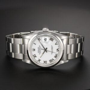 Rolex Datejust Swiss Watch - Hatton Jewellers