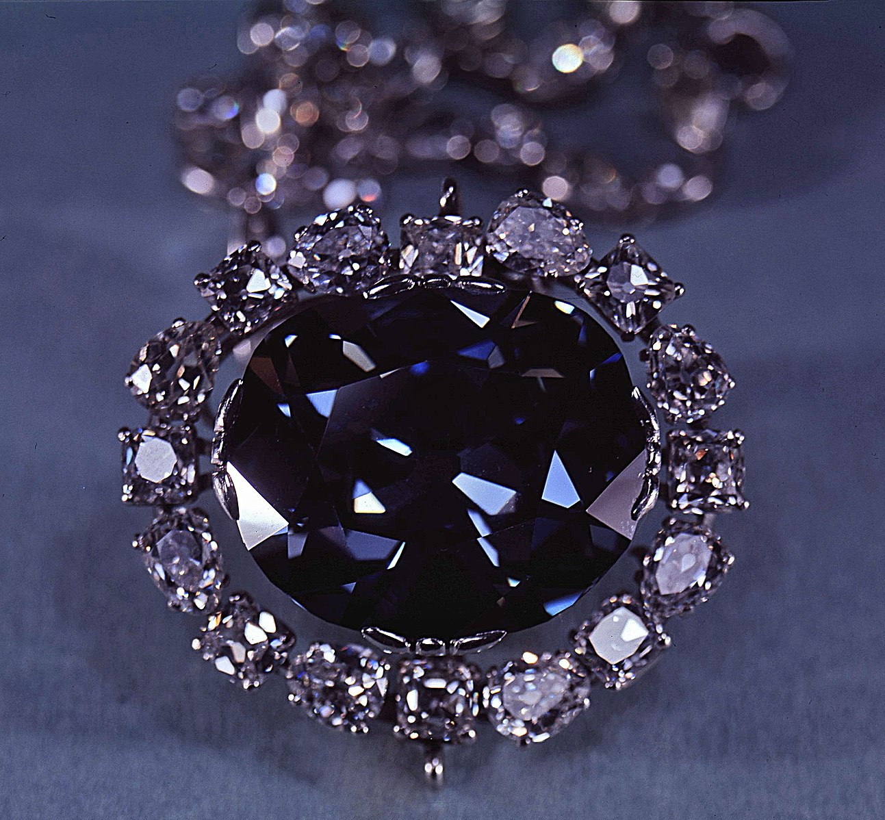 The Hope Diamond - £150-250 Million