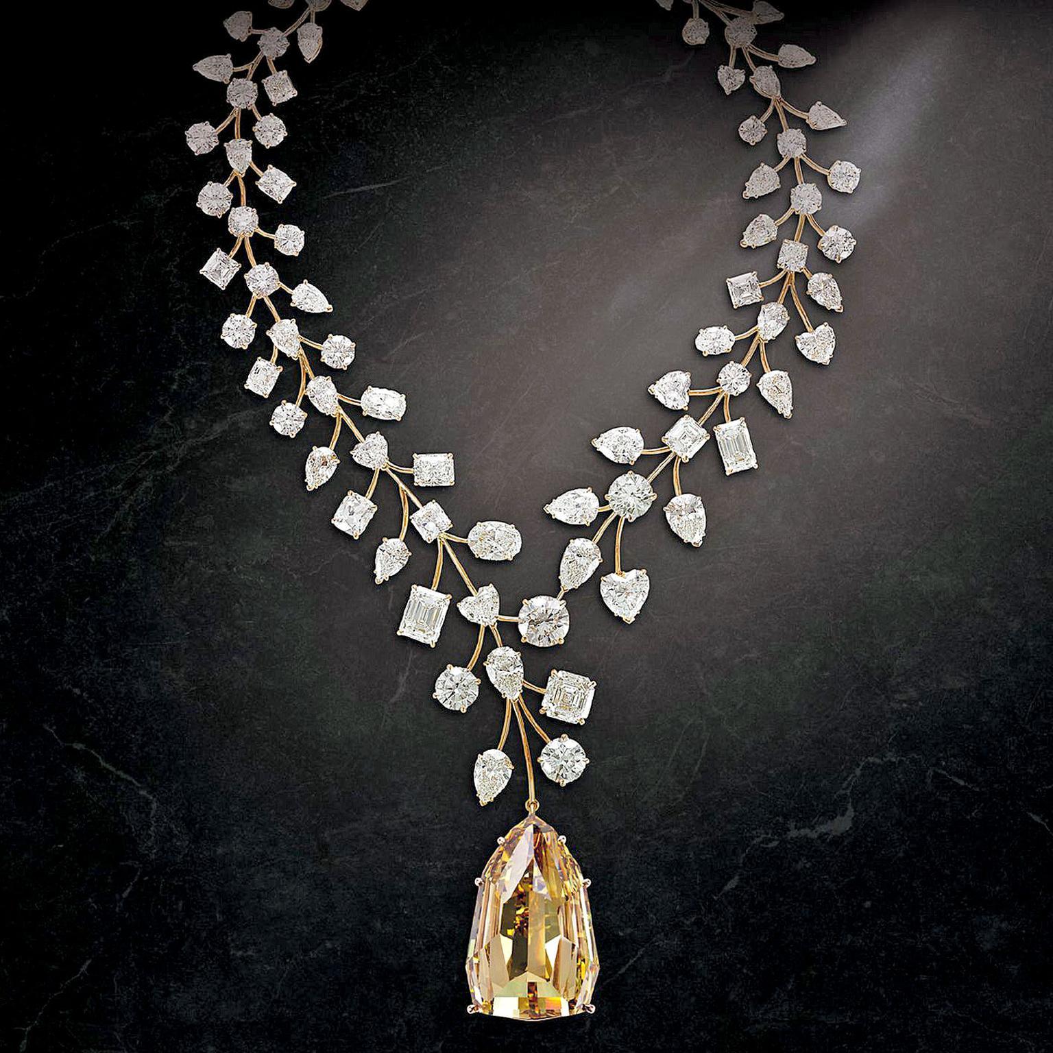 l'Incomparable Diamond Necklace - £45 Million