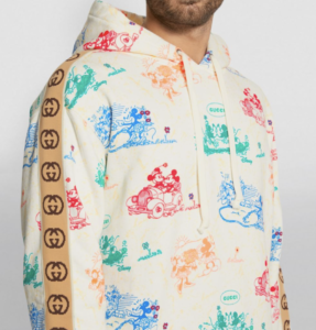 Gucci x Disney Hoodie Young Adz - Hatton Jewellers