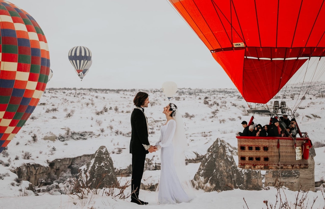 10 Reasons To Choose A Winter Wedding