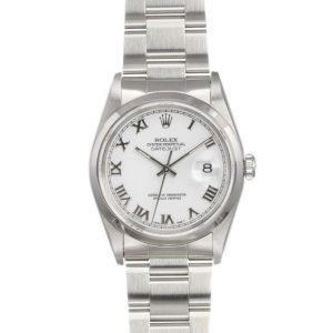Rolex Datejust Oyster Perpetual - Hatton Jewellers