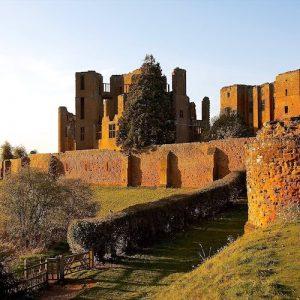 Birmingham - Kenilworth Castle and Elizabethan Garden