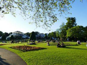 Glasgow - Botanic Gardens