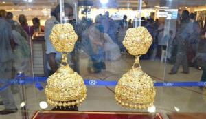 The Heaviest Earrings