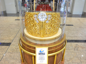 The Largest Gold Ring