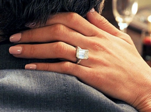 Amal Clooney Ring