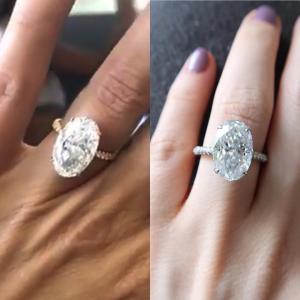 Hailey Baldwin Ring